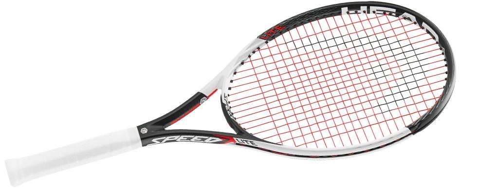 Auswahl aktueller Modelle an Tennisschlägern zum Testen