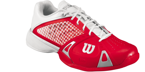 Wilson Rush PRO CC Red/ White-Silver