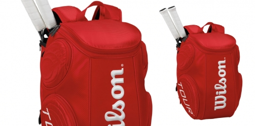 Wilson Tour Molded Large Backpack