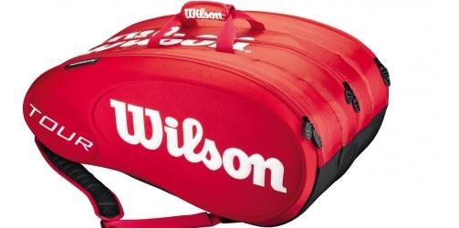 Wilson Tour Molded Bag 15er
