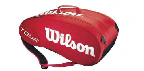 Wilson Tour Molded Bag 9er